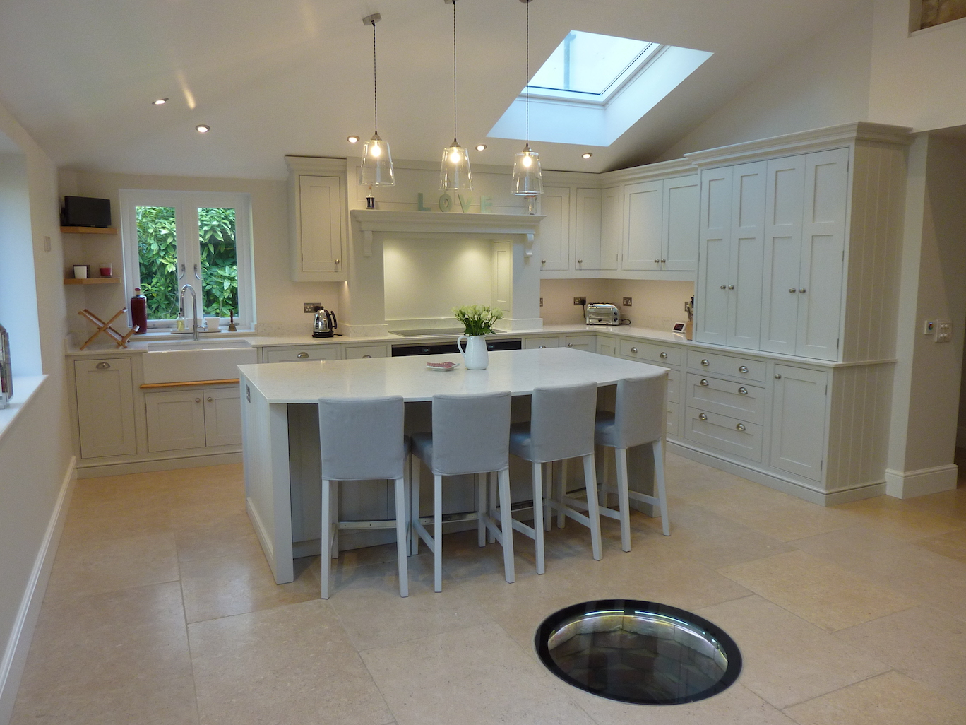 Shaker Style Kitchen Design in Oxfordshire
