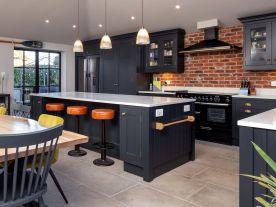 Shaker Kitchen, Chilton, Oxfordshire