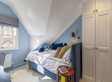 Shaker Style Wardrobes Oxford City Townhouse