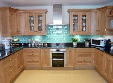 Oak Shaker Style Kitchen, Drayton, Oxfordshire