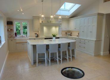 Stunning Framed Shaker Kitchen, Wantage, Oxfordshire