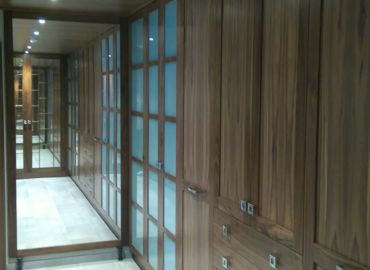 Walnut Dressing Room, Mereworth, Maidstone